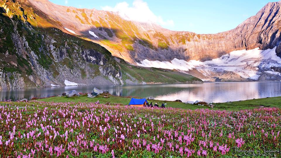 Ratti Galli Lake, Neelum Valley