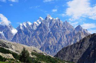 Passu, Gilgit-Baltitan