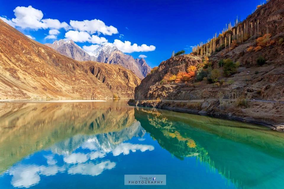 Khalti Lake, Gilgit-Balatistan Gupis, Ghizar