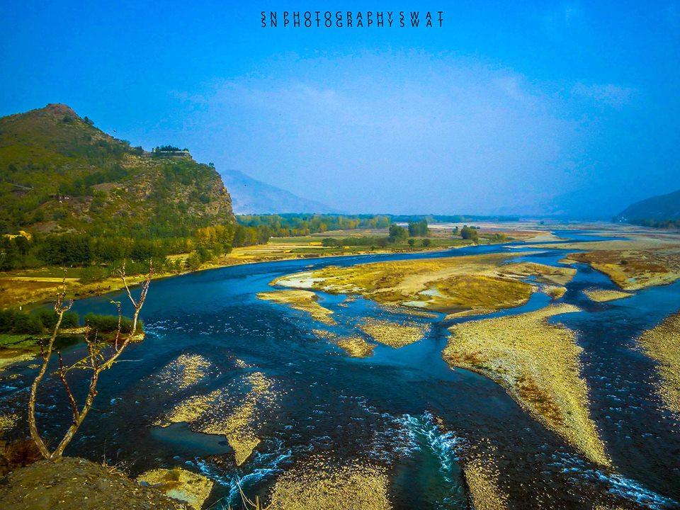 Swat River, Kalam