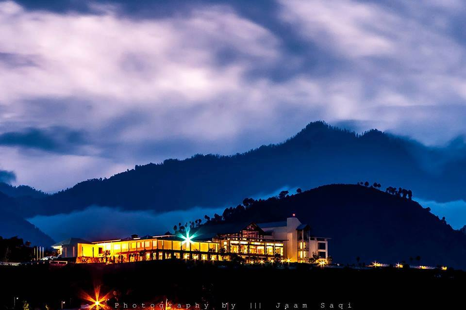 Pearl Continental Hotel Muzaffarabad