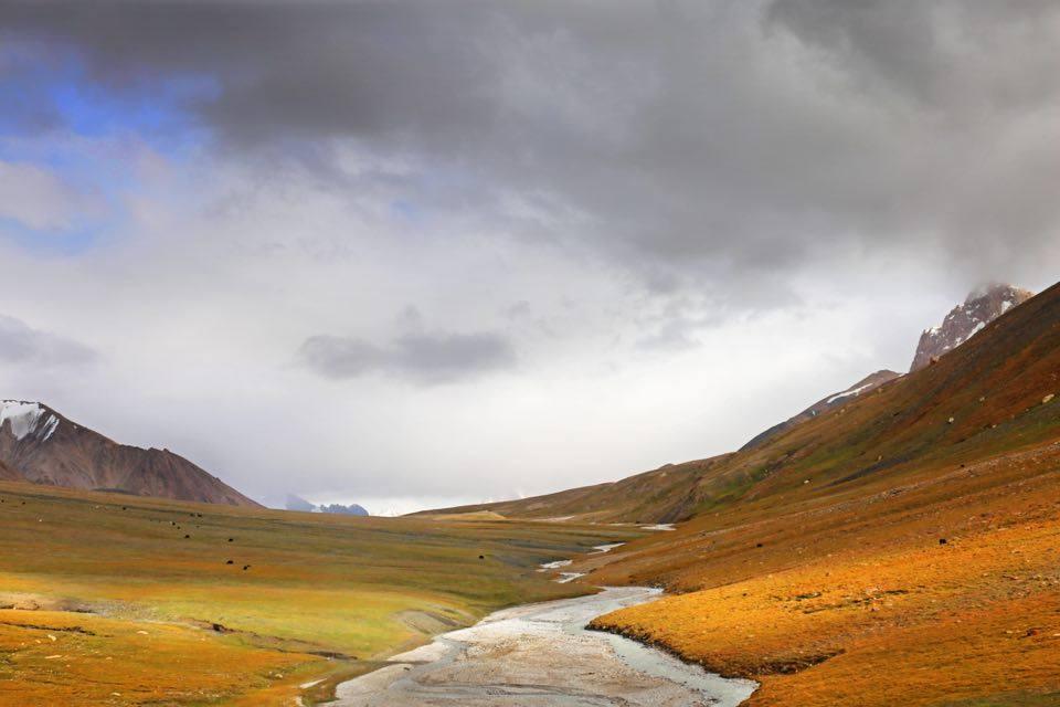 Shimshal Pass