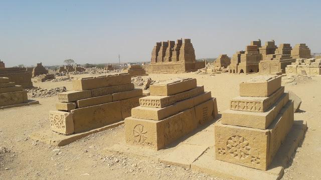 Chaukhandi Tombs, Karachi Sindh
